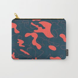 Party Camouflage Carry-All Pouch