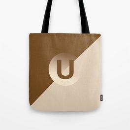 Umber - U Tote Bag