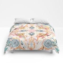 Wonderland in Spring Comforters