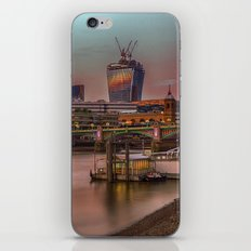 Days End in the City iPhone & iPod Skin