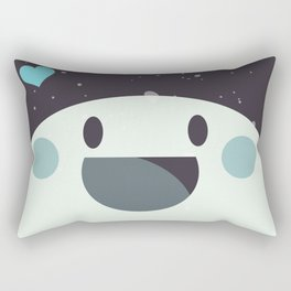 Loving Ghosts Rectangular Pillow