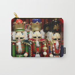Nutcracker Soldiers Carry-All Pouch