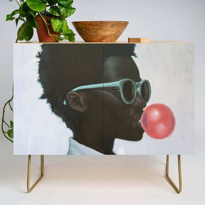 How far is a light year? Credenza