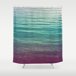 Sangria Shower Curtain
