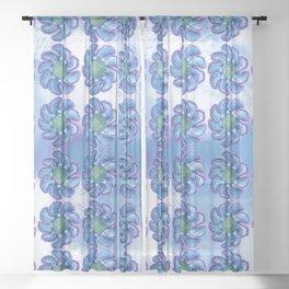 Spinner Sheer Curtain