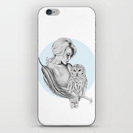 Twit-twoo iPhone Skin