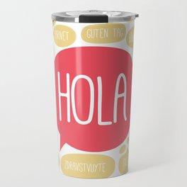 Hola! Travel Mug