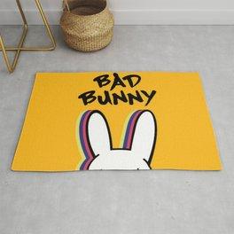 Bad bunny Rug