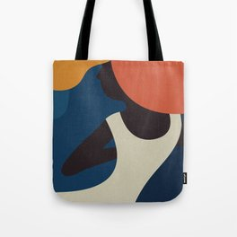The Dancing Woman Tote Bag