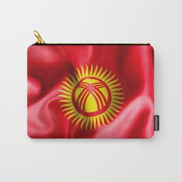 Kyrgyzstan Flag Carry-All Pouch