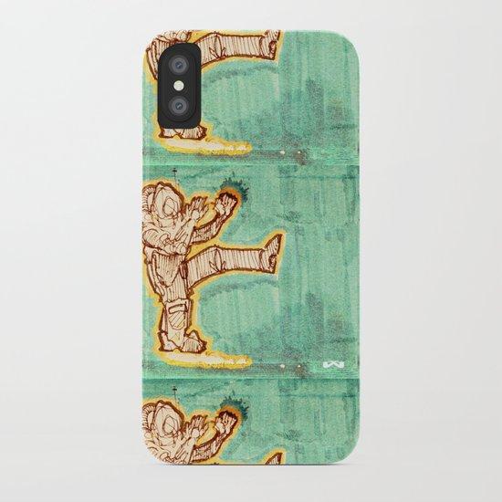 Astrokick. iPhone Case