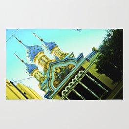 Russian Orthodox Church, Buenos Aires. Rug