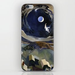 Flying Dreams iPhone Skin
