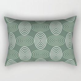 Op Art 66 Rectangular Pillow