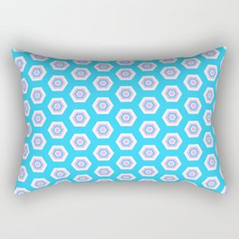 Trans pride Rectangular Pillow
