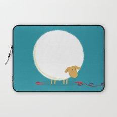 Fluffy Sheep Laptop Sleeve