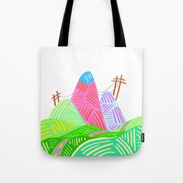Wonder Valley Tote Bag
