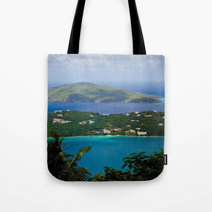 Virgin Islands Tote Bag