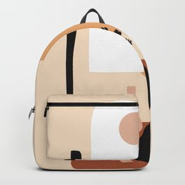 Abstract Elements 18 Backpack