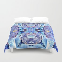Pod of Worlds Duvet Cover