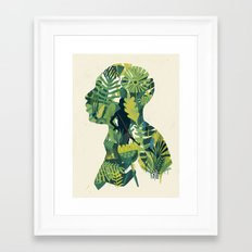 Child Soldier Framed Art Print