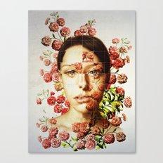 Face #1 Canvas Print