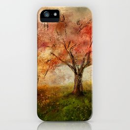 Sprinkled With Spring iPhone Case