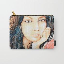 Norah Jones Mural Carry-All Pouch
