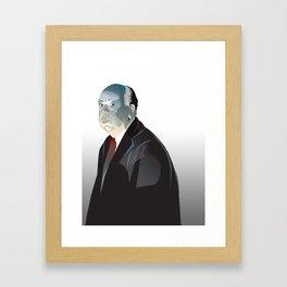 Hitch Framed Art Print
