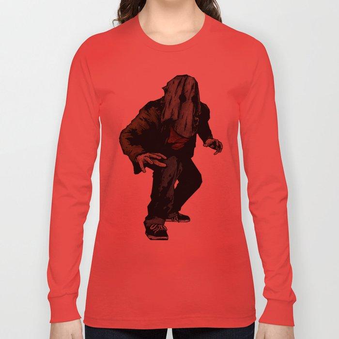 Vigilante #6 Long Sleeve T-shirt