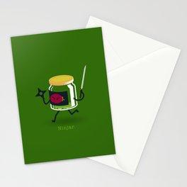 A&A - Ninjar. Stationery Cards