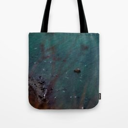 Down there Tote Bag