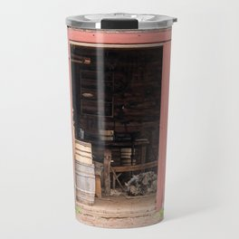 Ross Farm Museum Travel Mug