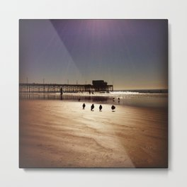 Newport Beach Metal Print