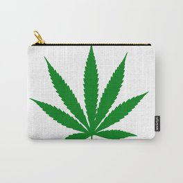 Marijuana Dispensary Legal Weed Carry-All Pouch