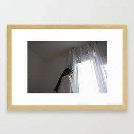 maggy 2 Framed Art Print