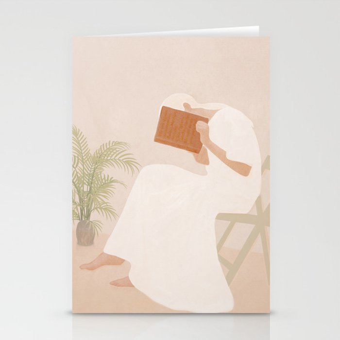 Lost Inside Stationery Cards