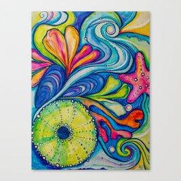 Sydney's Beach Canvas Print