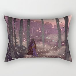 Nightingale Rectangular Pillow