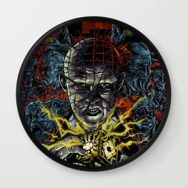 Hell on Earth Wall Clock