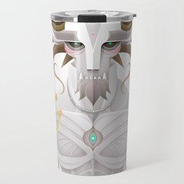 Cernunnos / Animal Gods Travel Mug