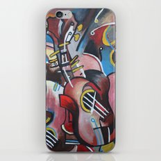 Let Them Hear Music iPhone Skin