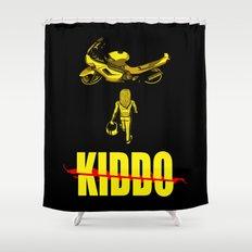 Kiddo Shower Curtain