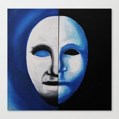The Moon Man Canvas Print