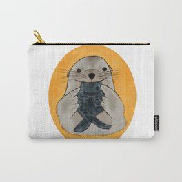 Fishy Seal Carry-All Pouch
