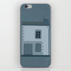 La maison et l'oiseau iPhone & iPod Skin