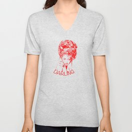 Darling Unisex V-Neck