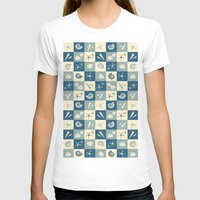 nautical T-shirts featuring Nautical  by Julscela