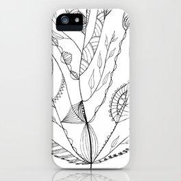 Amazing Leaves iPhone Case