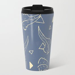 Triangleaves Travel Mug